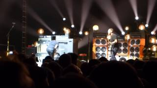 "Pearl Jam ""Even Flow"" - Seattle, WA (12-6-2013)"