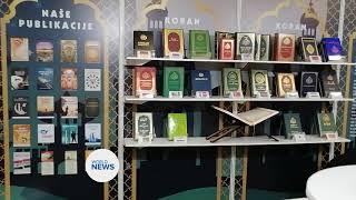 Ahmadi Muslims at Slovenia Book Fair 2019