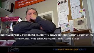 BREAKING: NJ Teachers Union President Will