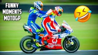 Top 7 MOTO GP LUCU | funny top 7 motogp