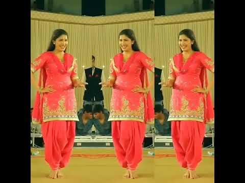 New Sapna What's app status for girls -Rotiya k tote hojagye 2018