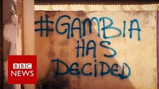 Where are The Gambia's missing millions? BBC News