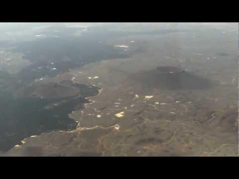 Harrat Khaybar Volcano Field North Of Medina, Saudi Arabia - Jabal Qidr