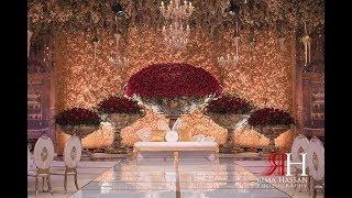 Saint Regis, Dubai Wedding - Ayesha & Ali