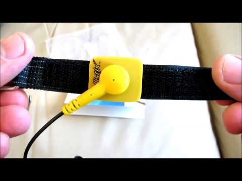 How To Use An Anti Static WRIST STRAP To Build A PC