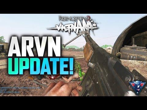ARVN UPDATE! BAR GAMEPLAY! - Rising Storm 2: Vietnam Gameplay