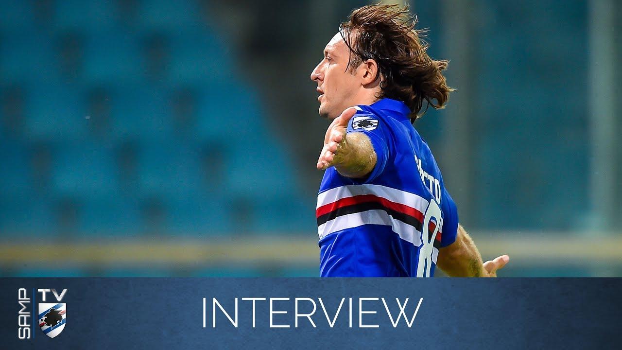 Sampdoria-Foggia, Barreto: «Buona prova, avanti così»