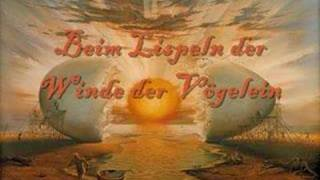 Franco Battiato Gestillte Sehnsucht  (Johannes Brahms)