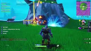 Fortnite Thanos Weltrekord Killrekord 44 kills Season 8