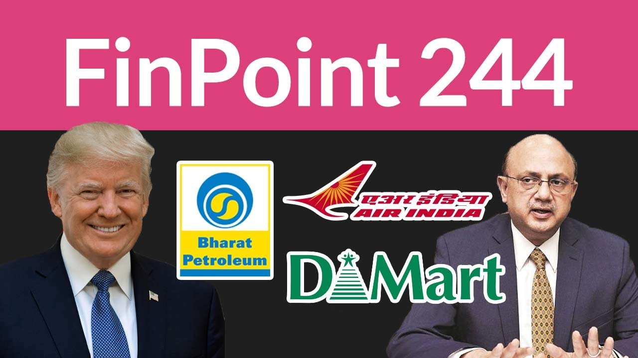 DMart । Air India। Gold ETF। Kisan Samman Nidhi Scheme। GSMA  Donald Trump। BPCL Q3  Hindi News