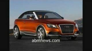 Audi Cross Cabriolet Quattro Pictures Videos