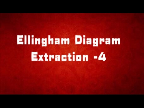 Ellingham diagram extraction 4 class 12th youtube ellingham diagram extraction 4 class 12th ccuart Image collections