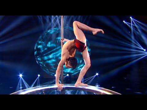 David Pereira aka the rubber man - Semi-Final 3 - France's Got Talent 2013