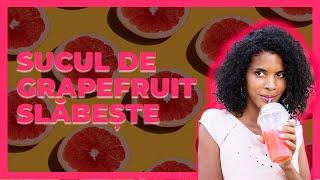 cura de slabire cu grapefruit rosu)