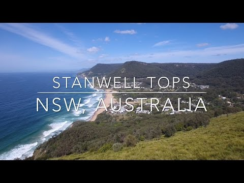 Our World by Drone in 4K - Stanwell Tops, NSW, Australia