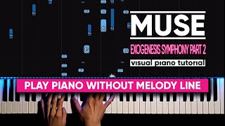 Muse - Exogenesis: Symphony, Part 2 Cross-pollination (Visual Piano Tutorial)