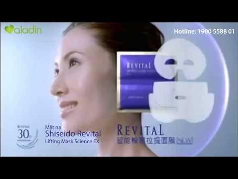 Mặt nạ Shiseido Revital