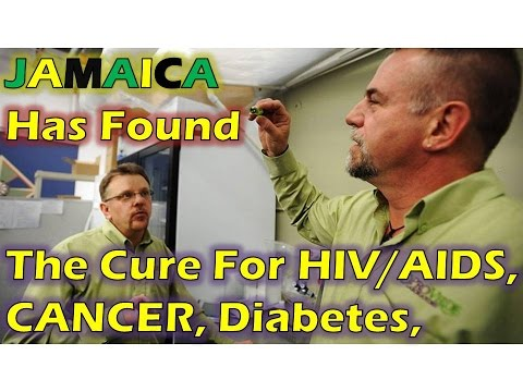 THE CURE FOR HIV/AIDS, CANCER, DIABETES. !!!!MUST WATCH!!!!
