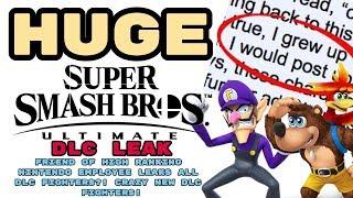 Download Huge Smash Ultimate Dlc Leak Brave Is Not Who We