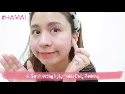 [Morning skincare routine] Larocheposay/ Kiehl's/Murad [Ha Mai Beauty]ư