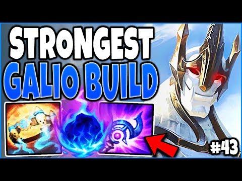 STRONGEST GALIO BUILD 🔥 NOTHING CAN WIN AGAINST GALIO 🔥 TOP Galio Vs Gangplank Season 9 Gameplay
