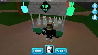 Roblox Bunny Island 2 VIP Welt