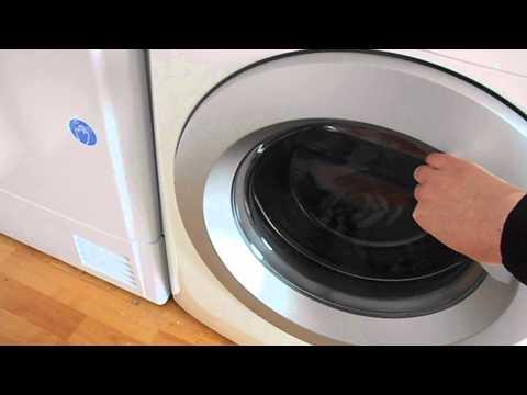 Zanussi Lindo300 ZWF01483WR Washing Machine in White Video Review