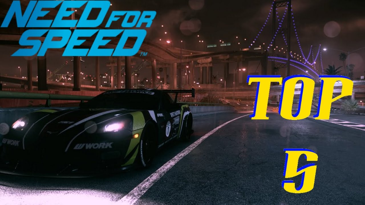 Need For Speed Top Drift Cars Youtube