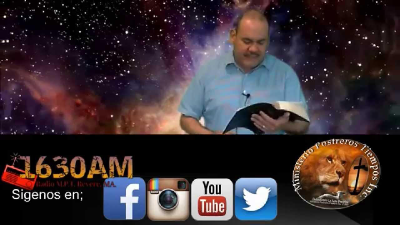 Programas cristianos predicas y sermones completos postreros tiempos