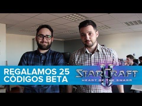 Sorteamos 25 códigos para la beta de StarCraft II: Heart of the Swarm