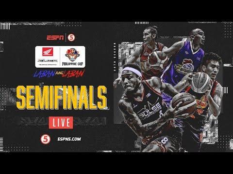 PBA: SMB vs. Phoenix (REPLAY) Game 2 Semifinals - April 15, 2019