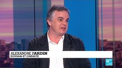 """Alexandre Jardin : """"Un livre pour sauver ma peau"""""""
