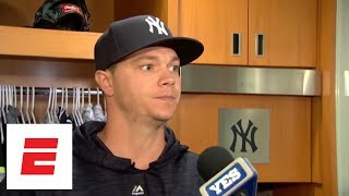 [FULL] Sonny Gray addresses smiling coming off mound after bad start, deleted Twitter account   ESPN