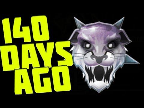 Prestige: 21 140 DAYS AGO...