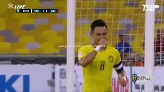 Malaysia vs Laos 3 1   AFF Suzuki Cup 2018