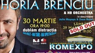 HORIA BRENCIU - ROMEXPO - 29, 30 martie 2014
