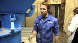 Обучение производству газобетона на ГБС 250, МЕТЕМ, заказчик из Челябинска,