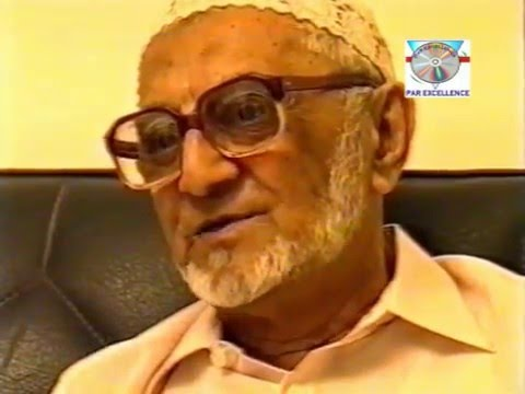 BIOGRAPHY of Sheikh Ahmed Deedat