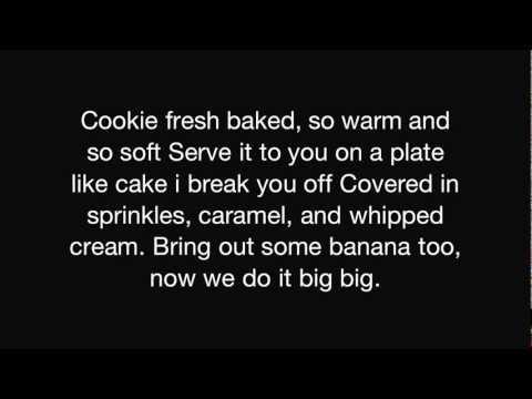 Chanel West Coast - Cookie (w/ lyrics on screen)