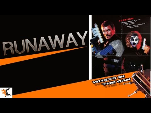 RUNAWAY (1984) RETRO VIDEO REVIEW (EP#2) FILMCAN PRODUCTIONS