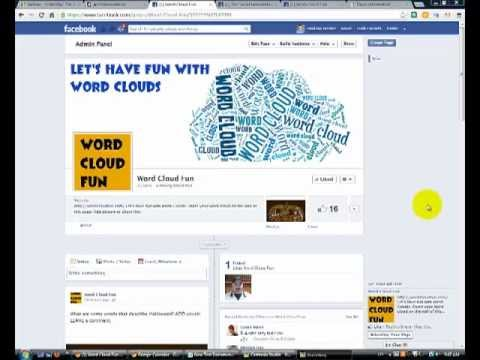 How To Create An Event From Your Facebook Fan Page - YouTube