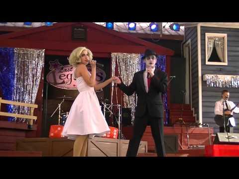 Last Chance Legends 2013 - Frank Sinatra and Marilyn Monroe