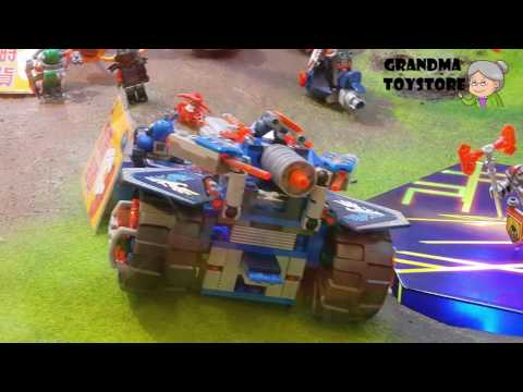 Unboxing TOYS Review/Demos - part 2 lego...