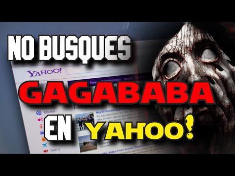 "No Busques ""GAGABABA"" en Yahoo! Japón (REAL) | elmundoDKBza"