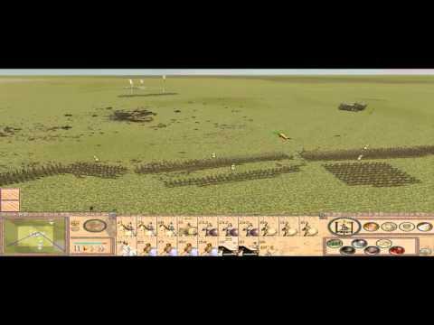 Europa Barbarorum - Ptolemaioi vs Arche Seleukeia (2/3)