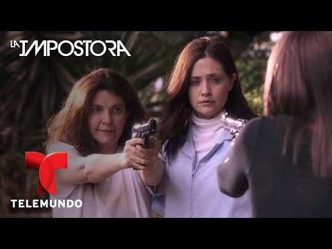 La Impostora Cap 237 Tulo 89 Telemundo Novelas Youtube