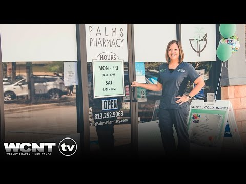 Episode 21 - Featured Business: Palms Pharmacy Exclusive Interview (Featuring Shahida Choudhry)