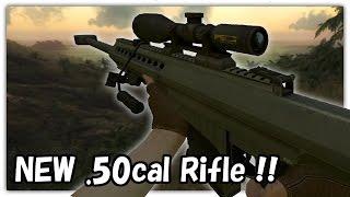 The Hunter Primal : .50 Spec Ops Sniper Rifle