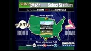 world series baseball 2k1 gameplay video