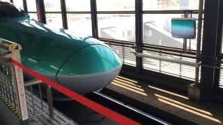 東日本新幹線列車分離